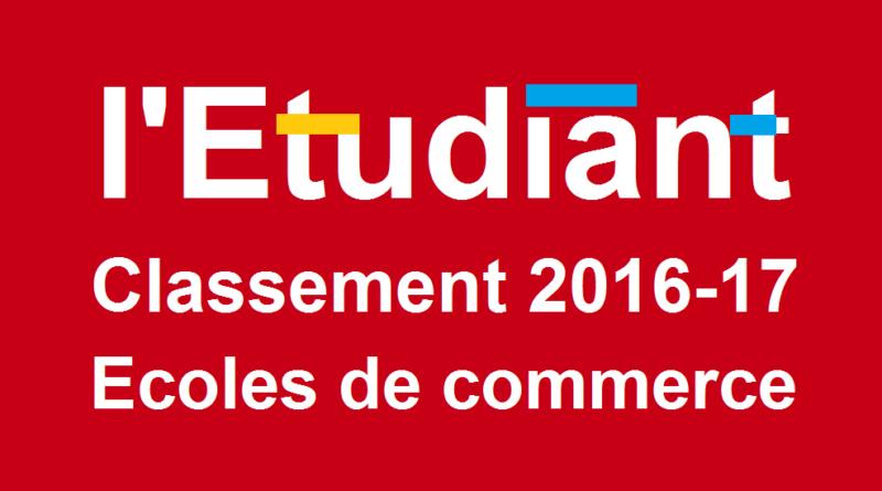 classement-ecoles-commerce-l-etudiant-2016-2017