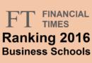 Classement écoles de commerce Financial Times 2016