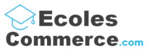 Ecoles commerce