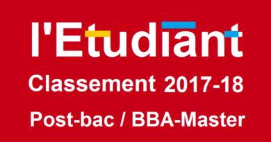 classement-ecoles-commerce-l-etudiant-2017-2018-postbac