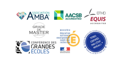 Indicateurs de qualité : labels officiels et accréditations internationales