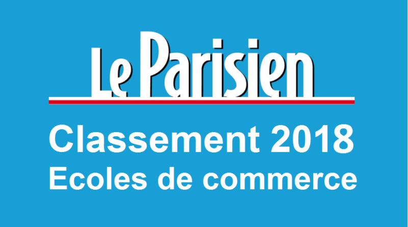 d7c5d64a23b425 Classement écoles de commerce Le Parisien 2018