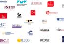 Evolution des noms et logos des écoles de commerce